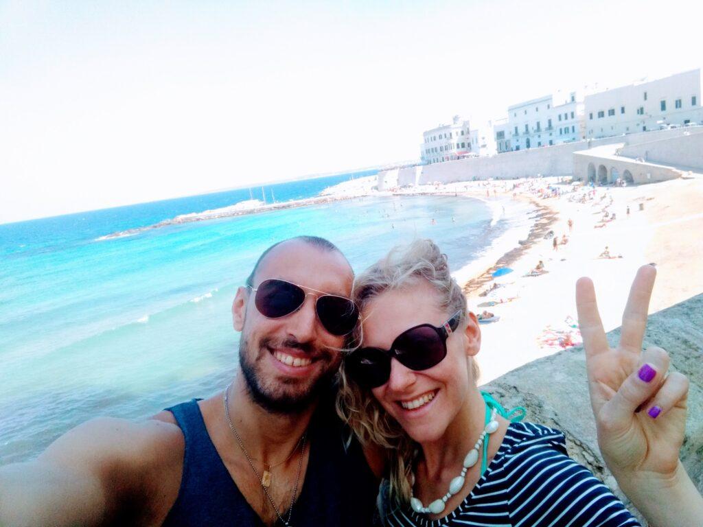 Spiaggia di Otranto, Puglia