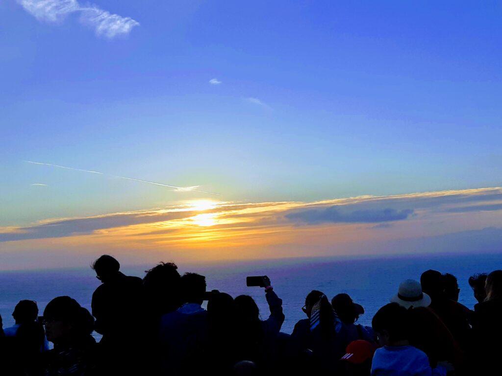 Tramonto Oia, Santorini