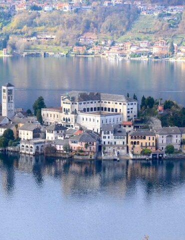 Cosa vedere al lago d'Orta: l'Isola di San Giulio