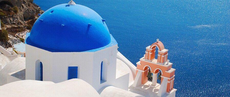 La perla bianca del Mar Egeo