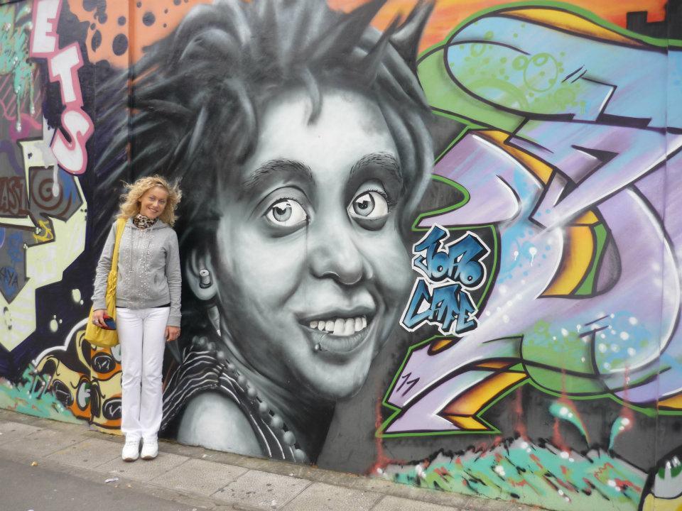 Girovagando, Street Art a Curitiba in Brasile