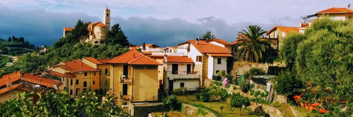 La Via della Costa: 348 km a piedi tra i borghi più belli della Liguria