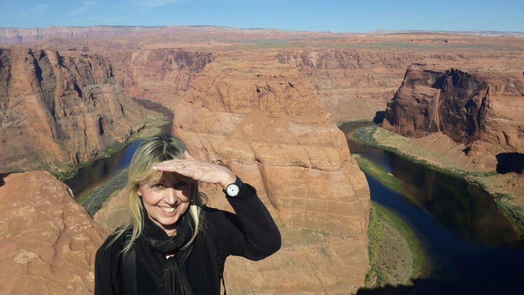 Road Trip in Arizona: la vista sull'Horseshoe Bend, Stati Uniti