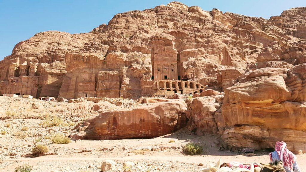 Tour della Giordania: le tombe reali a Petra