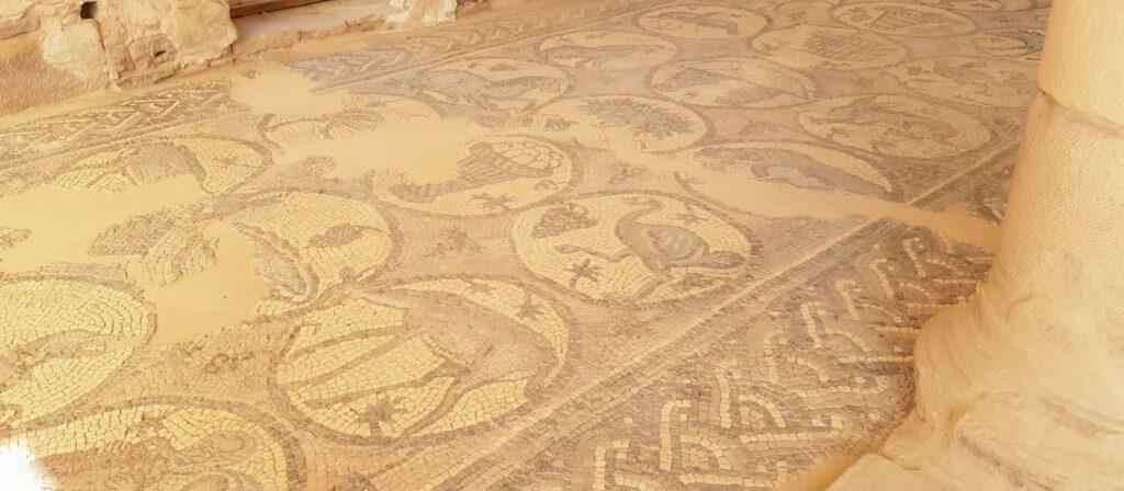 Viaggio in Giordania: i meravigliosi mosaici nel sito di Umm Ar - Rasas