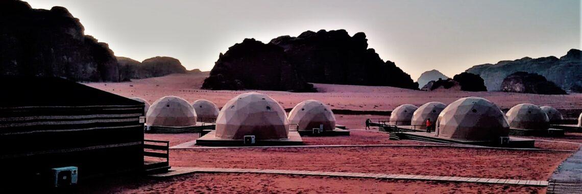 Viaggio in Giordania: Petra e l'affascinate deserto rosso